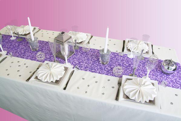 Decoration de table mariage decoration mariage astuces for Decoration kabyle