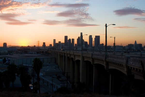 Harbor Freeway corridor 2