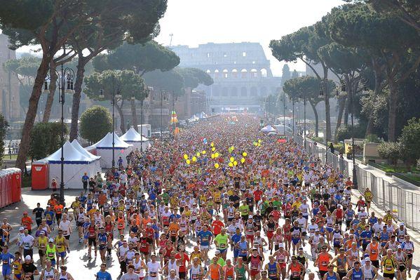 Acea Maratona di Roma 2013 (19^ ed.). Stabiliti orari e percorso della 42,195 km, della RomaFun - Stracittadina