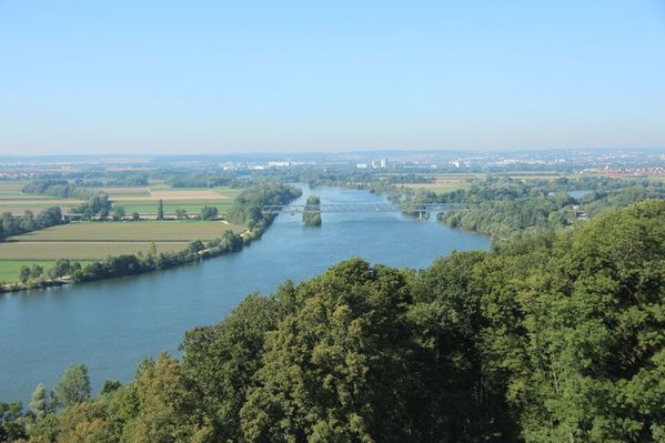 237-Walhalla-vue sur le Danube