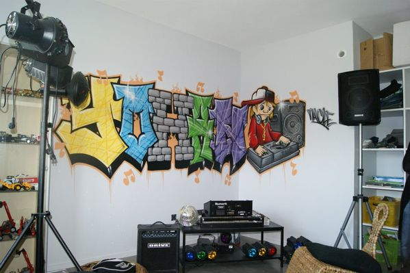 interview nacle graffeur d corateur d 39 int rieur le blog. Black Bedroom Furniture Sets. Home Design Ideas