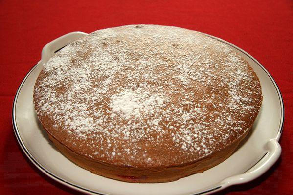 G teau lyonnais de mercotte blogs de cuisine - La cuisine de mercotte ...