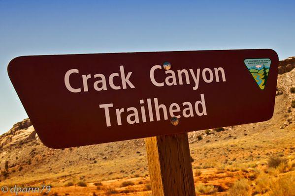 Crack Canyon (1 sur 17)