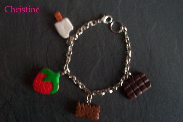 bracelet à croquer