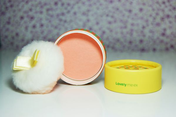Blush Peach Cushion The Face Shop