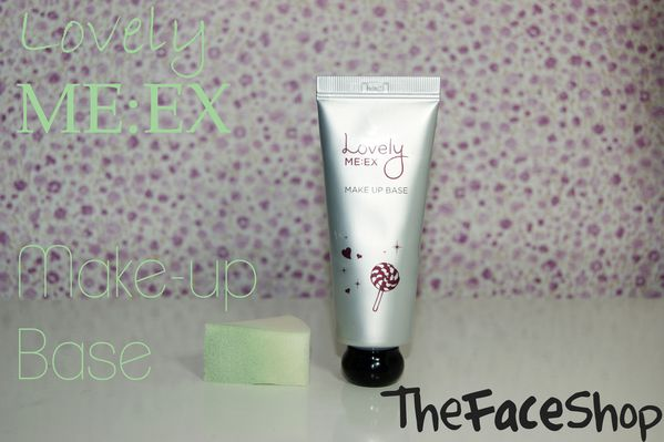 Lovely meex makeup base the face shop