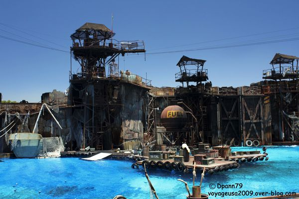 Los Angeles - Universal Studio - WaterWorld - 2