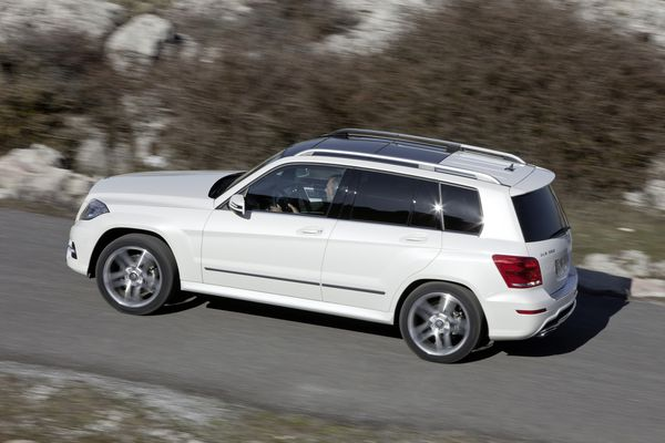 Mercedes GLK 09
