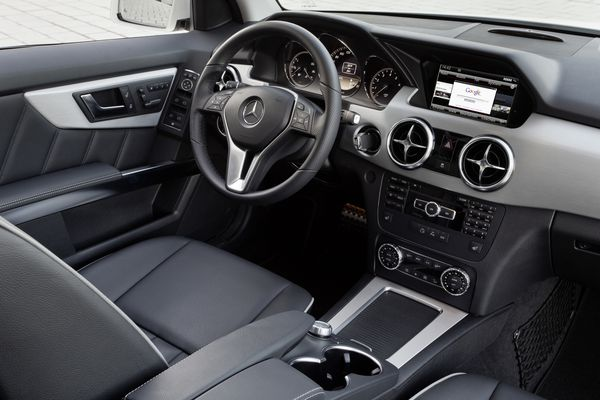 Mercedes GLK 21