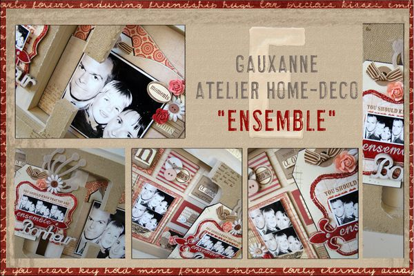Gauxanne - home deco ENSEMBLE affiche3