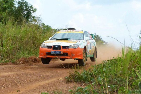 Bakary Fane - 2012 Rallye Bandama - 21