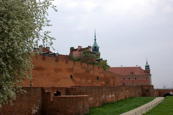 Varsovie pologne-remparts vieille ville-stare miastro (1)