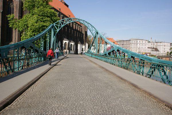 Wroclaw most tumski pologne (167)