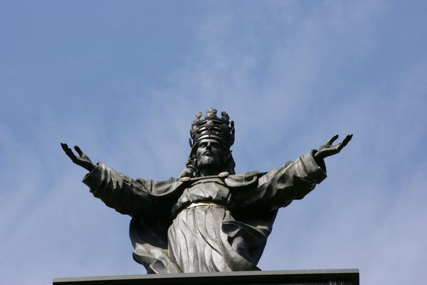 Wroclaw statue christ redempteur pologne (197)