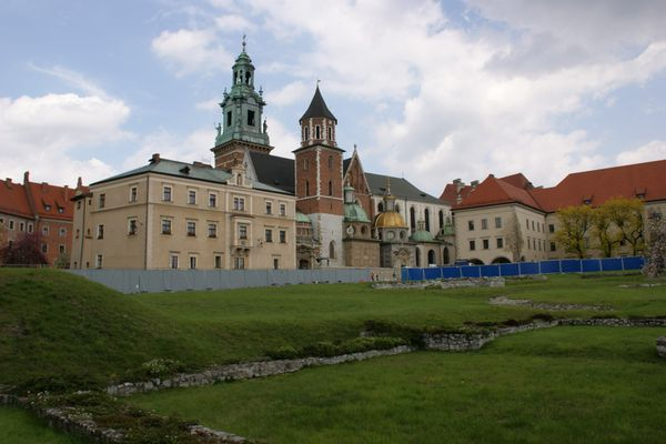 Cracovie chateau zamek pologne (269)