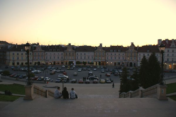 Lublin place plac zamkowy pologne (44)