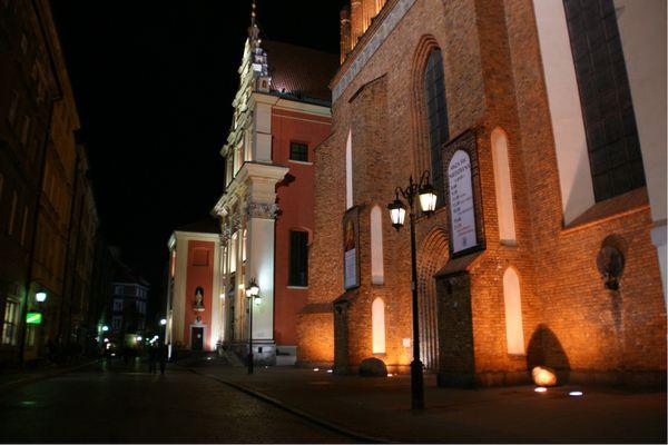 Varsovie-Pologne-Cathédrale Saint-Jean (1)