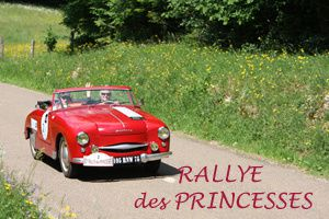 Rallye des Princesses Dyna Junior