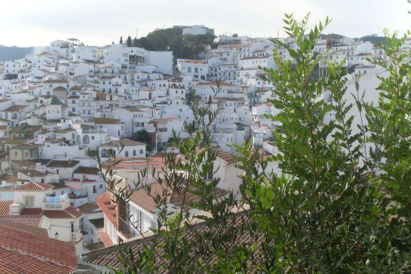 Almarchar Village et Malaga port 032