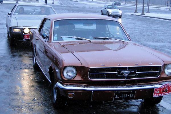 Mustang a la Concorde