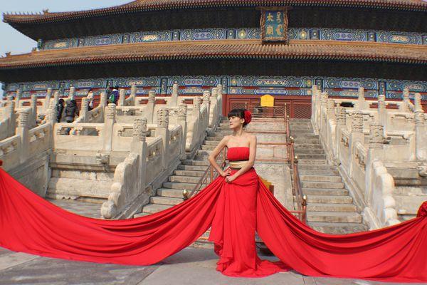 Chine-Pekin 9074