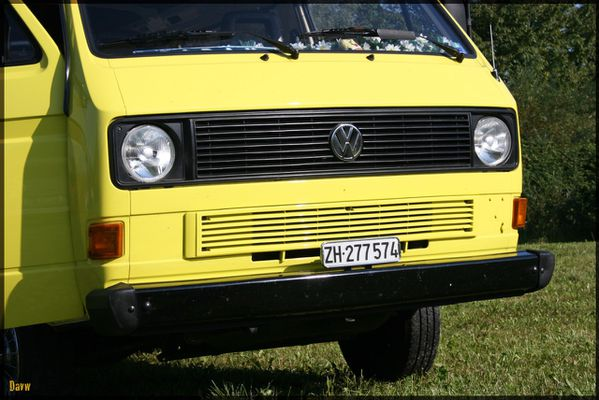 davw t3 yellow ch