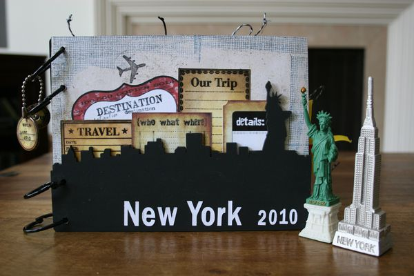 mini album new york 2010 le blog de scraptxu. Black Bedroom Furniture Sets. Home Design Ideas