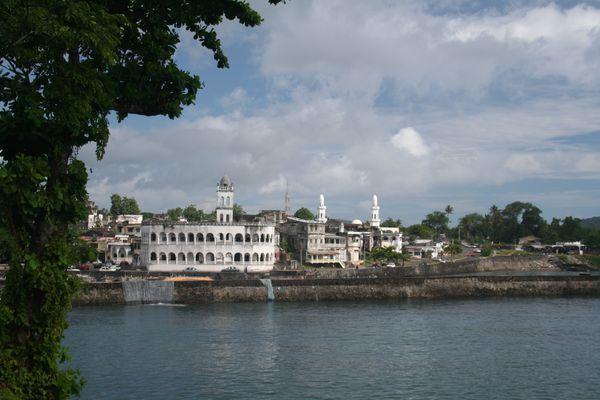Comores 1635