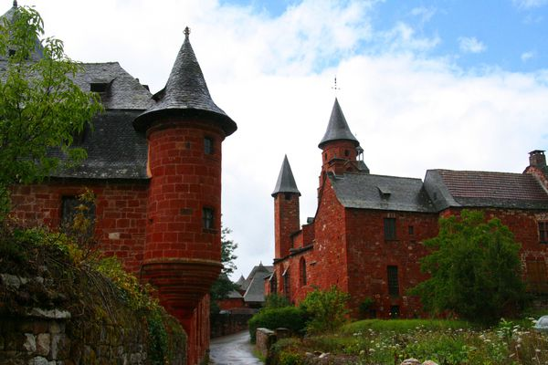 HY5 Sentier des Tours, Collonges