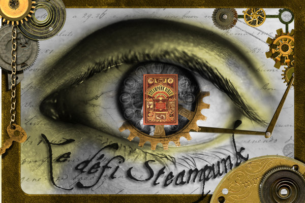 Eye Steampunk