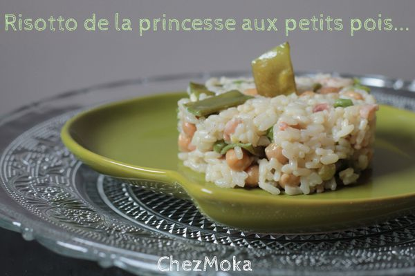 Risotto pois