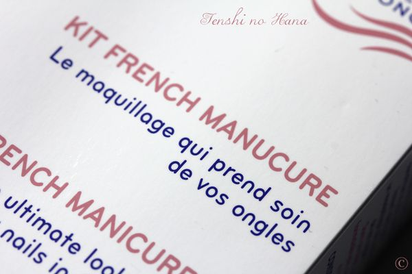 ecrinal french manucure 01