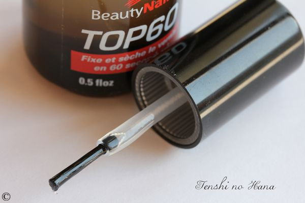 top coat 60 beauty nails 3