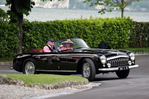 voitures de legende  236    talbot lago  u0026quot grand sport