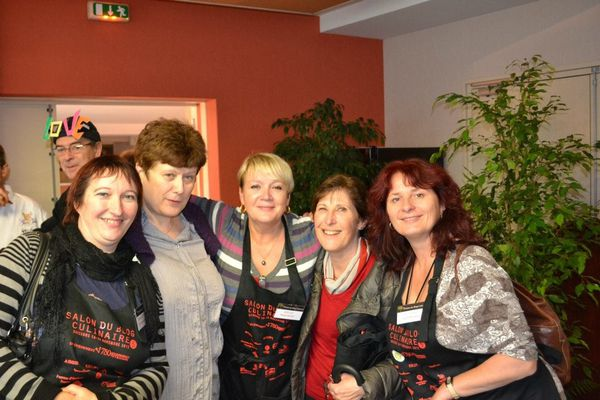 les copines du salon 5