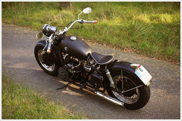 2012 bikes Custom Dnepr K750 Bobber Charlotte 005 www.metri