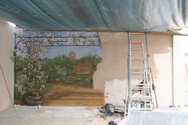 Fresque 1495