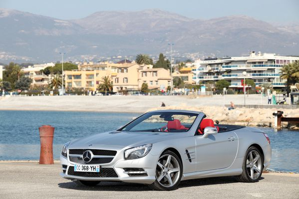 Mercedes SL 500 Edition 1 13