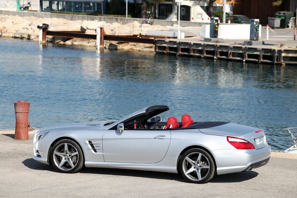Mercedes SL 500 Edition 1 20