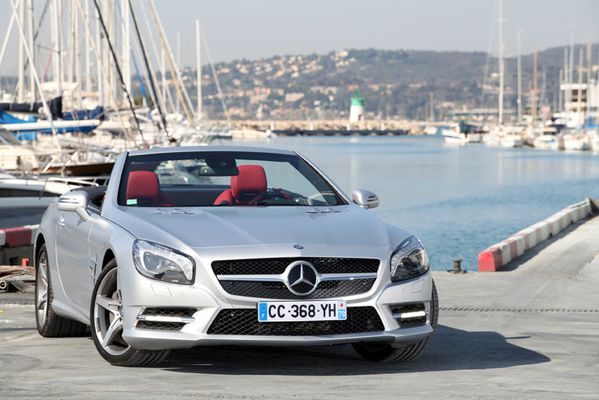 Mercedes SL 500 Edition 1 27