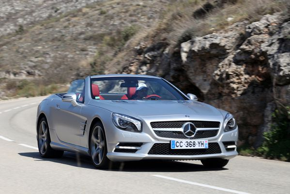 Mercedes SL 500 Edition 1 31