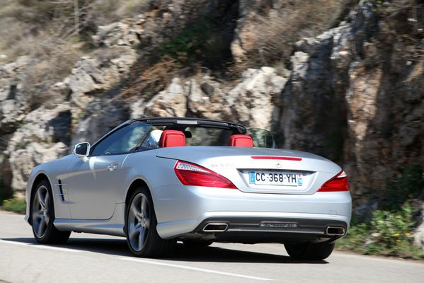 Mercedes SL 500 Edition 1 34