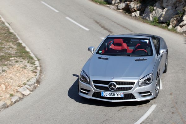Mercedes SL 500 Edition 1 35