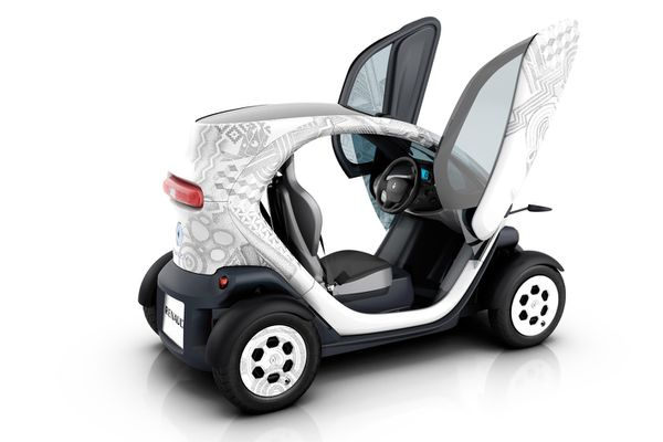 renault twizy par ici la facture. Black Bedroom Furniture Sets. Home Design Ideas