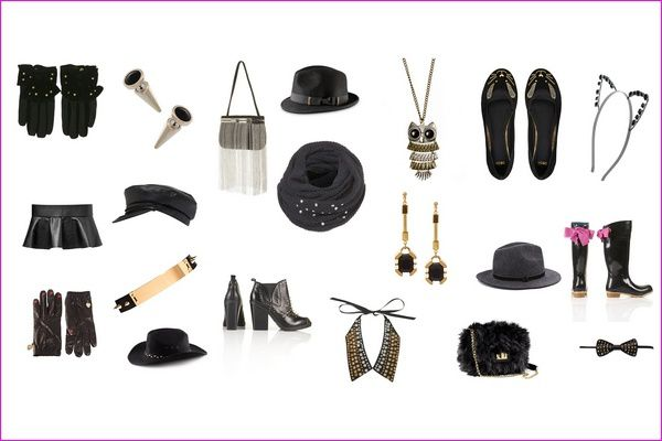 Mode : s&#xE9;lection d'accessoires automne/hiver 2012-2013