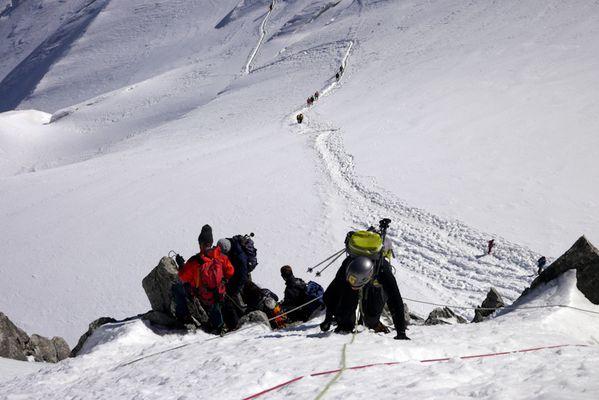 Mont Blanc traversée 05