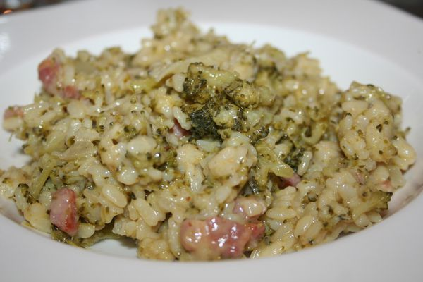 risotto-lardons-brocoli 4281