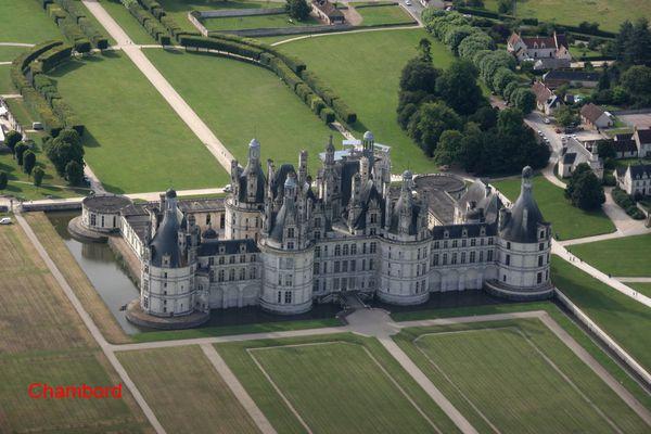 châteaux de la Loire 119