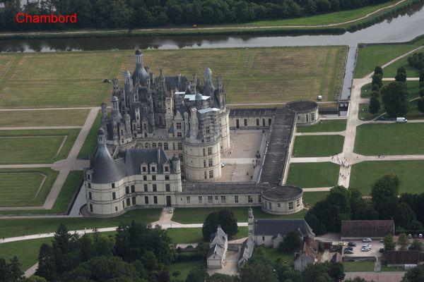 châteaux de la Loire 123
