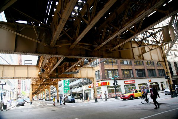 "Chicago "" Under the Loop """